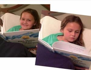 Hannah C, Olathe, KS, age 5