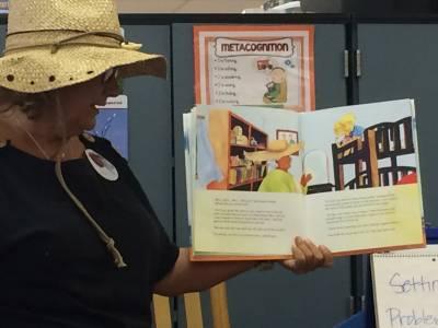 Valerius Elementary School reading