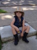 Parker, age 5